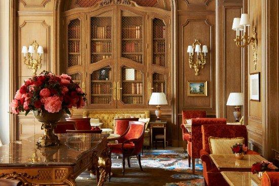 Salon Proust Ritz Paris - Louvre/Palais Royal - Menü, Preise ...