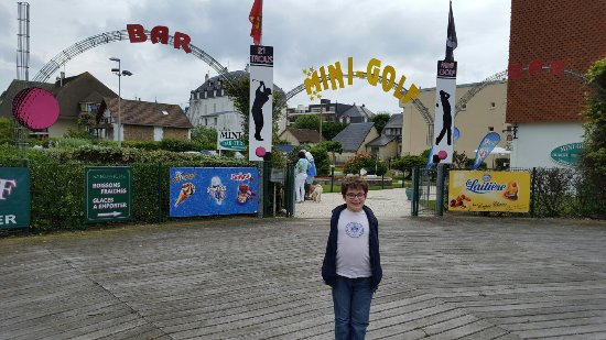 Mini Golf de Villers sur Mer