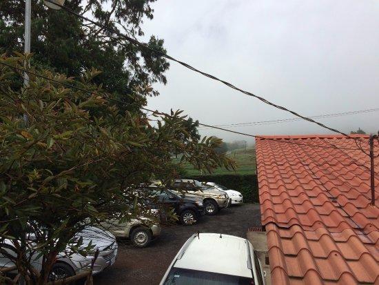 Poasito, Kostaryka: vista dalle camere