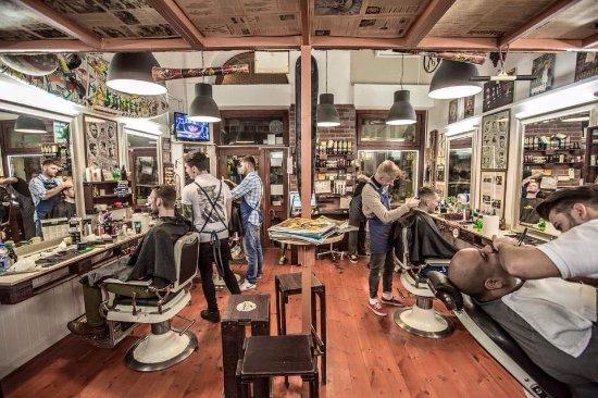 Barber Shop Budapest Picture Of Budapest Barber Shop