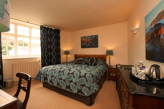 The Crown Hotel, Exford: Crown Hotel Bedroom