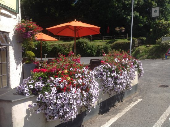 The Crown Hotel, Exford: Crown Hotel Summer