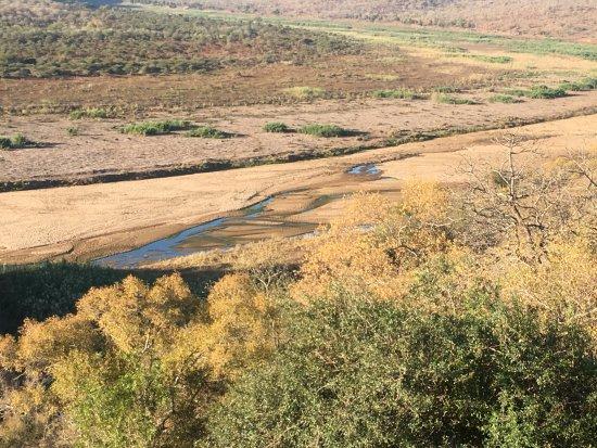 Pongola, Afrique du Sud : Jozini River