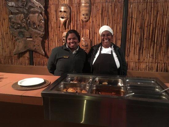 Pongola, Afrika Selatan: Staff