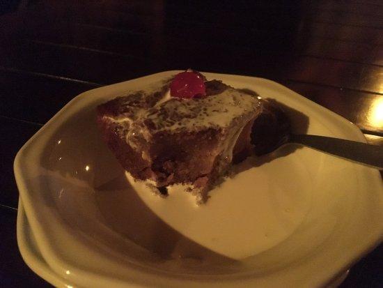 Pongola, Afrika Selatan: Dessert