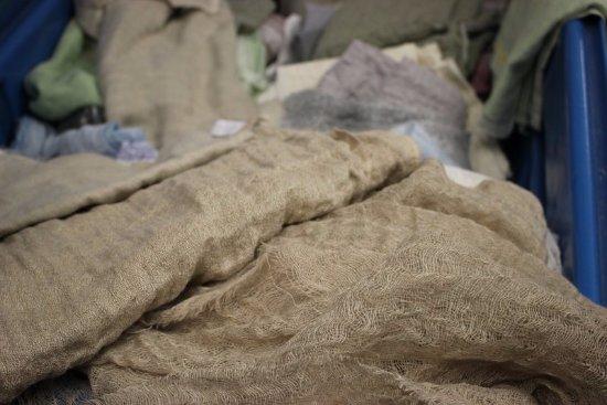 Fergusons Irish Linen Factory: Fabric samples for Game of Thrones