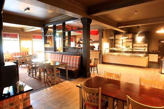Cohannon Inn and Autolodge: Newly Refurbished Bar & Restaurant