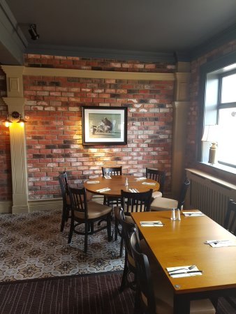 Cohannon Inn and Autolodge: Newly Refurbished Restaurant