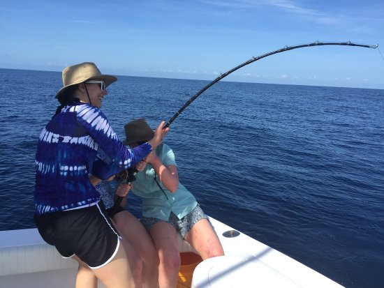 Fins sport fishing picture of fins sport fishing fort for Deep sea fishing fort pierce