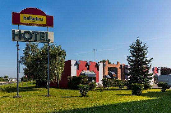 Hotel balladins Blois / Saint-Gervais