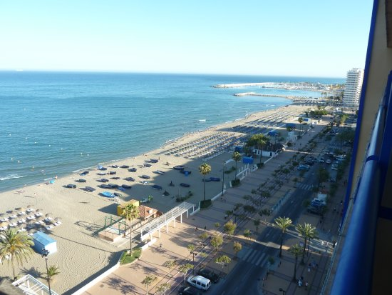 Yaramar Hotel: View from room 1030