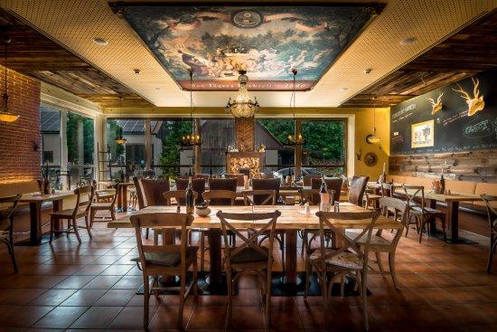 Wolnzach, Jerman: Großer Speisesaal