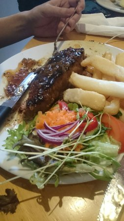 Meningie, Австралия: Quality food