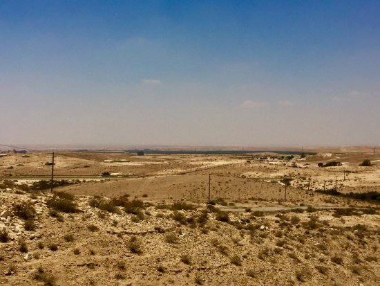 Beersheba, Israel: Вот такая симпотичная ресторация посреди пустыни 🇮🇱❤️✌🏻️
