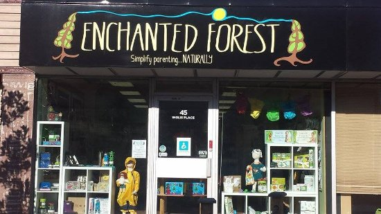 Truro, Canadá: Enchanted Forest Natural Parenting Inc.