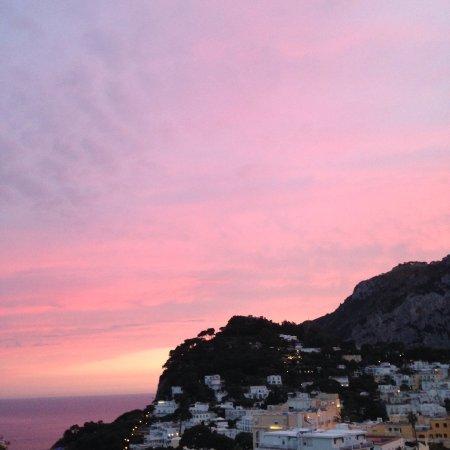 Villa Helios: sunset 1