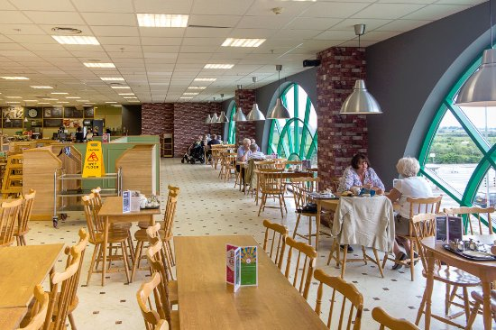 Picture of downtown garden centre grantham Downtown at the gardens restaurants