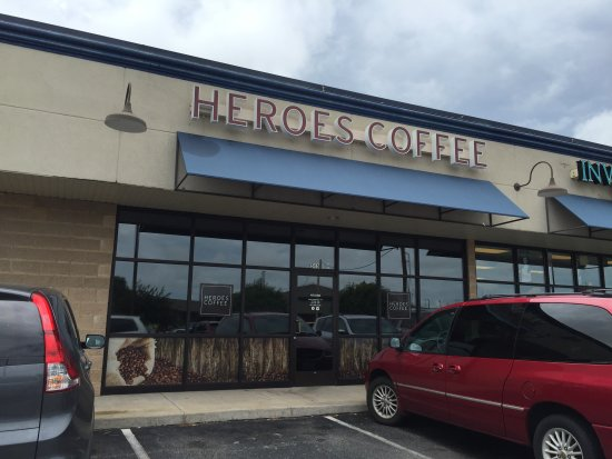Republic, MO: Heroes Coffee