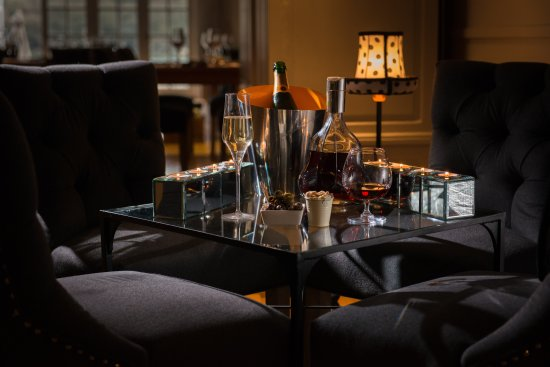 Q Restaurant at The Old Quay House: Drinks