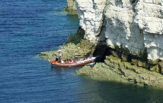 Flamborough, UK: Smugglers Cave