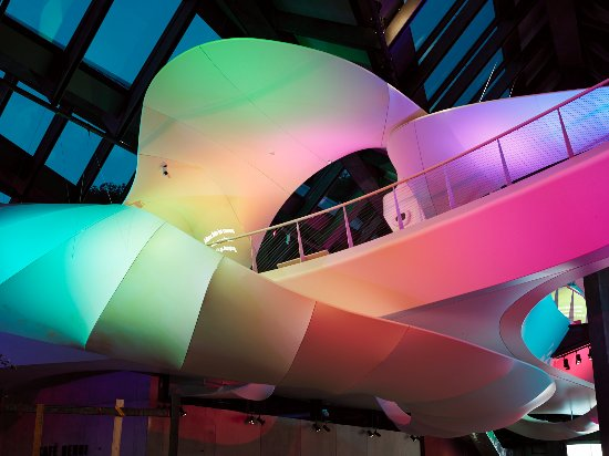 Vevey, Schweiz: nest, structure Visions de nuit
