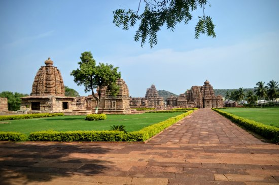 Group of Monuments in Pattadakal