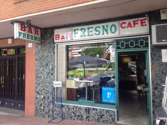 Bar Cafe Fresno