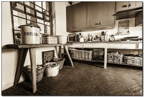 Greyton, Южная Африка: Mannor House Scullery