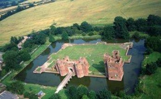Kirby Muxloe, UK: sky view