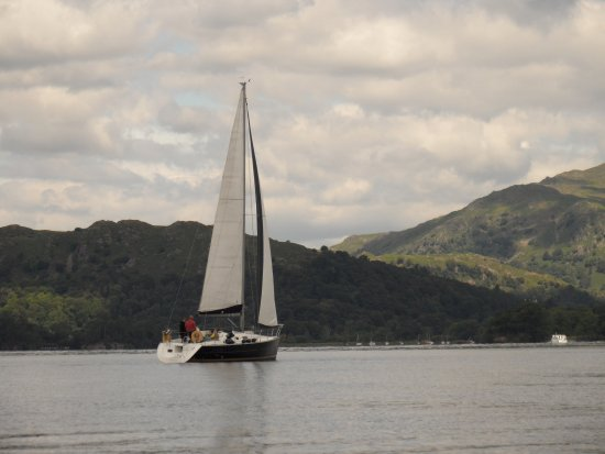 Sail 'n' Dine: Waterhead Ambleside