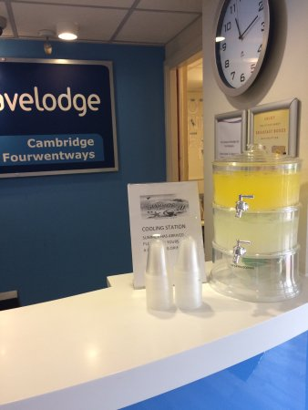 Great Abington, UK: Travelodge Cambridge Fourwentways