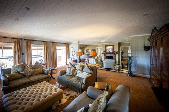 Addo, Güney Afrika: Lounge