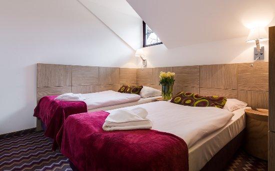 Hotel Sasanka: room