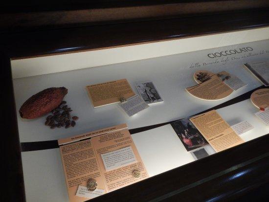 Fábrica de chocolates Perugina: Museo del Chocolate