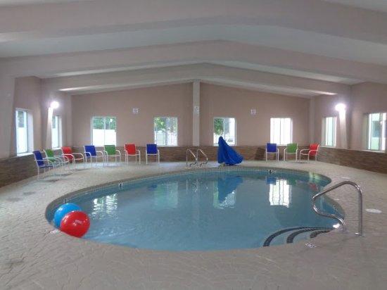 Kingston, MA: Indoor pool