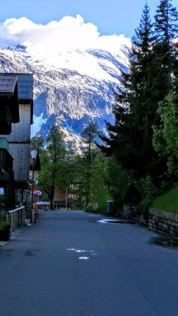 Hotel Edelweiss: Street view