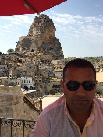 Hezen Cave Hotel: Harika bir taş otel
