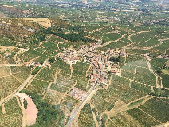 Charnay-les-Macon, Frankrig: Village de Solutré-Pouilly