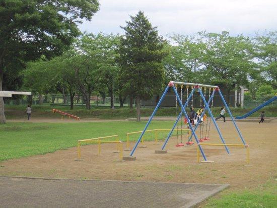 いちょう公園 遊具 - おいらせ町、おいらせ町いちょう公園の ...