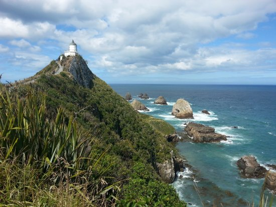 Nugget Point: View en-route