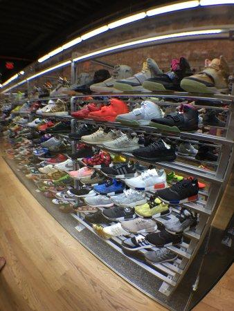 Flight Club: shoes