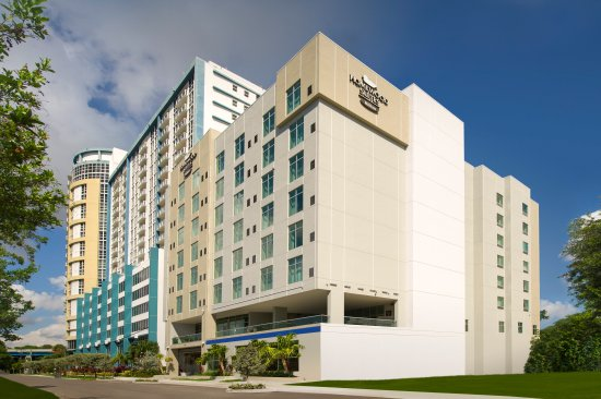 Homewood Suites by Hilton Miami Downtown/Brickell
