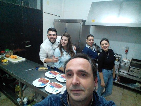 Jubrique, Испания: Staff Posada