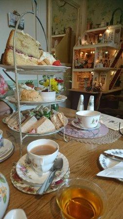 Vintage Tea Rooms Draycott