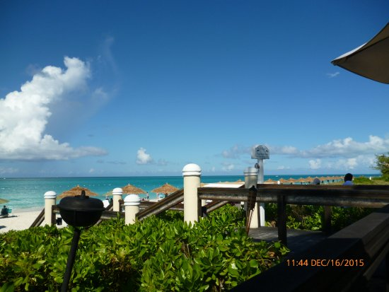 Sands at Grace Bay: Grace Bay from Hemingway's