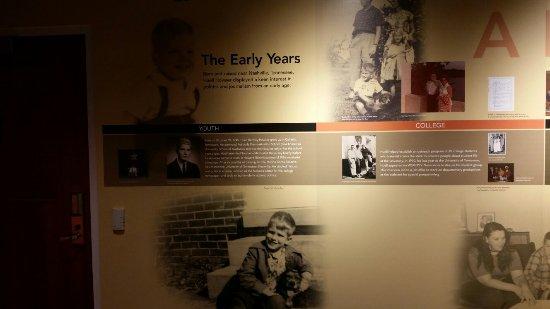 Orange County, CA: Some Exhibit displays
