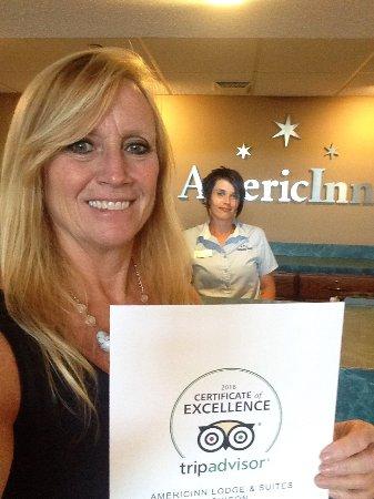 แอตชิสัน, แคนซัส: 2016 Excellence Award