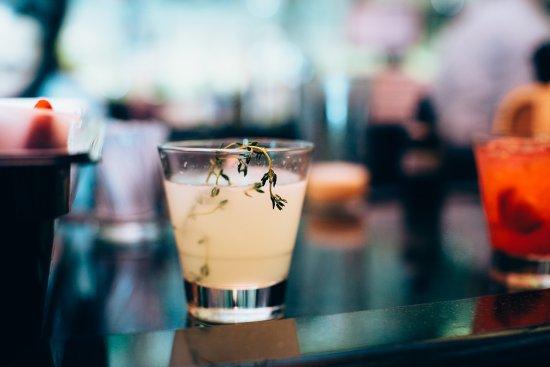 Zazios: Signature cocktail