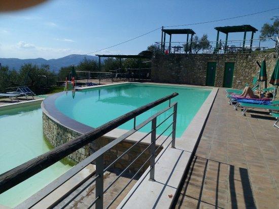 Piccione, Italien: Stupenda!!!