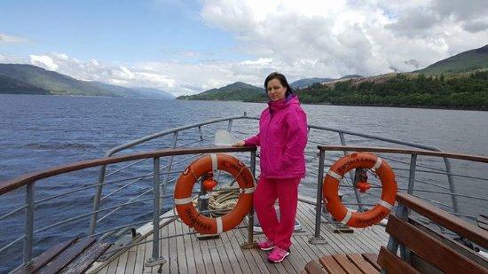 Camusnagaul Ferry